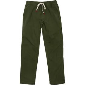 Topo Designs Dirt Pants Men, Oliva
